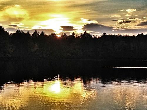 tramonto sonnenuntergang pa pôrdosol 夕日 日落 coucherdusoleil ηλιοβασίλεμα waynecounty zachódsłońca захід barkleylake waynecountypa campstbasil barkleylakepa flickrandroidapp:filter=none campsaintbasil