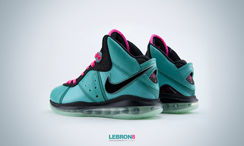 LEBRON 8 SOUTH BEACH | by SneakerboxSpotlight