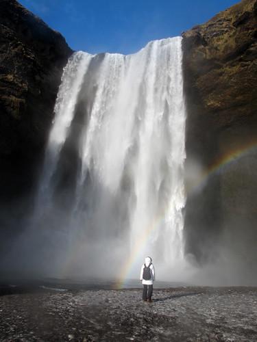 La Cascada de Skógafoss Islandia | by El Coleccionista de Instantes