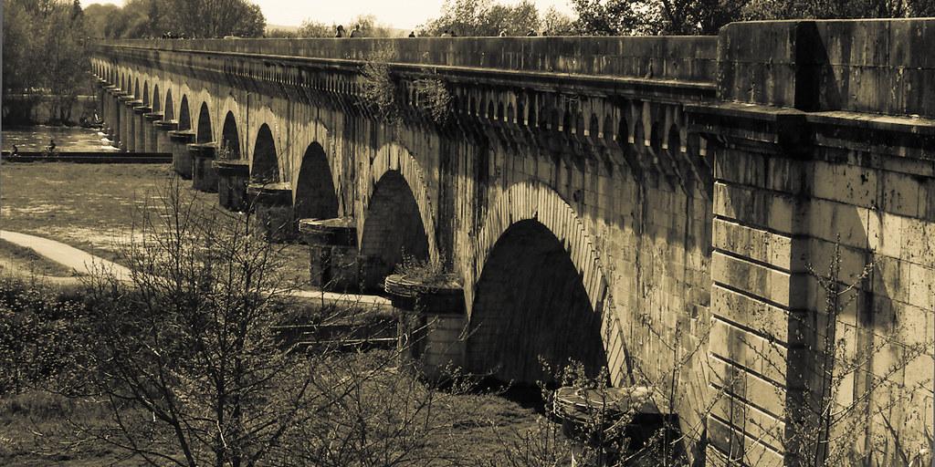 (52/52) Pont-canal d'Agen