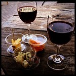 「ライラックまつり」で、ワインなんぞを(・▽・)