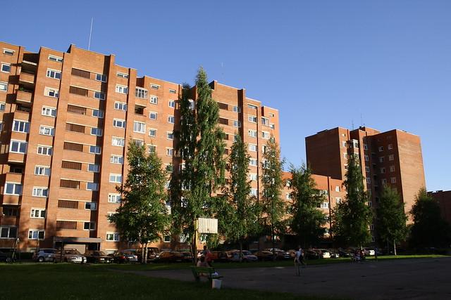 Lasnamäe district