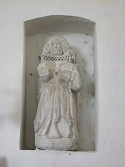 rescued tomb figure