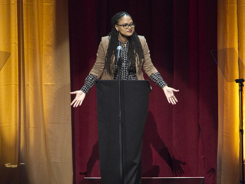 "Ava Duvernay, director of ""I Will Follow"" and ""Middle of Nowhere"" 