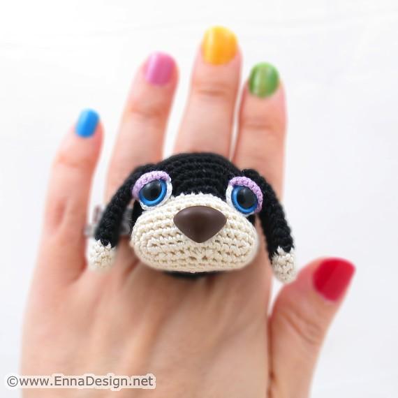 Crochet Magic Ring - Easy Tutorial | Crochet basics, Crochet ... | 570x570