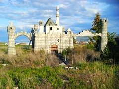 Derelict Mini Golf Castle II