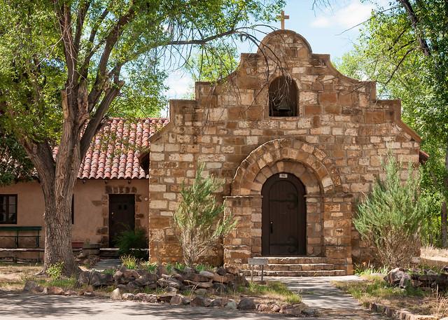 Sacred Heart Chapel, Fort Stanton, NM
