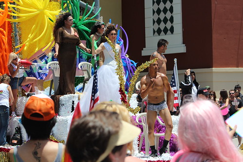 West Hollywood Pride 2012