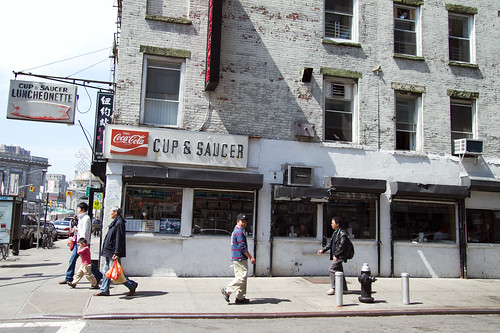 Cup and Saucer Luncheonette | by roboppy