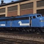 Conrail E8