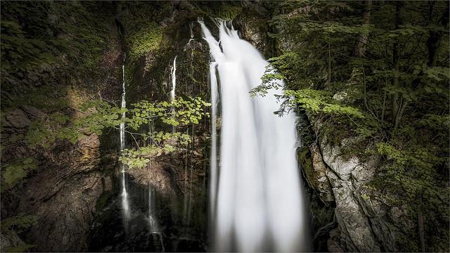 _DSC6554_2 Oberer Golling Wasserfall - Salzburger Land / Austria