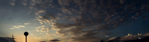 panorama sunset wisconsin mosinee canon 60d canon60d clouds