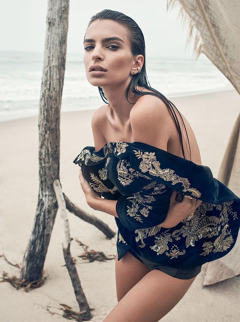 Emily Ratajkowski - Photoshoot For C Magazine - September 2016 Issue