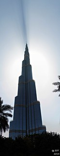 Burg Khalifa Dust Umbra   by zeesstof