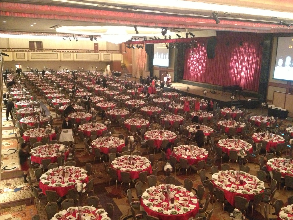 AHA Go Red Luncheon