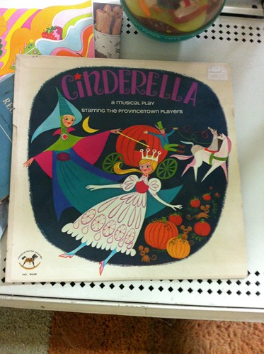 Cinderella Record | by Jeni Baker | In Color Order