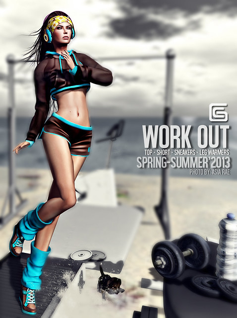 GizzA - WorkOut Outfit
