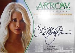 Arrow Season 1 - A15 - Kelly Hu as China White