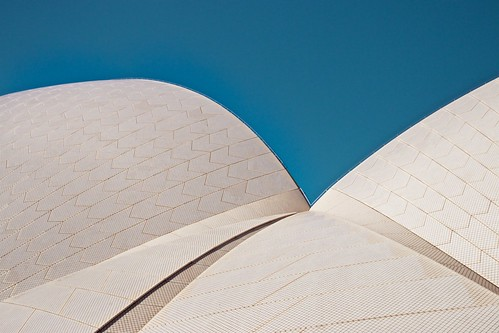 Opera House Roof | by Marco Hamersma