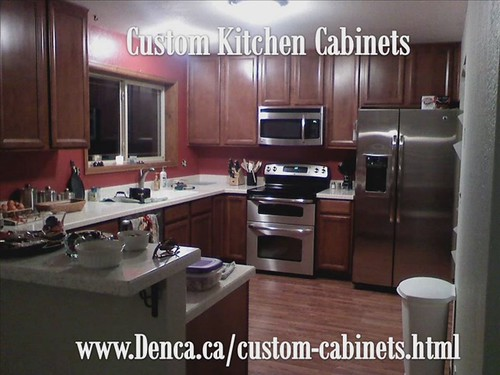 Bon Custom Kitchen Cabinets, Home Cabinetry | How To Refinish Ki ...