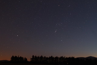 The Night Sky From Ballinderry   by Chris*Bolton