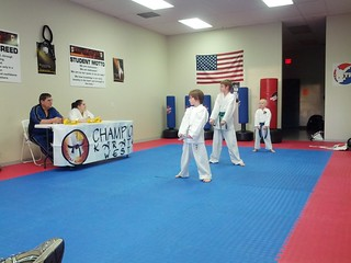 Tae Kwon Do 2013-03-09 18.10.25 | by mrklaw