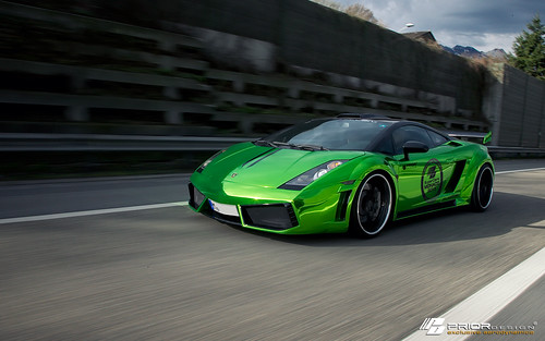 Lamborghini Gallardo PD-L800 Widebody Aerodynamic-Kit PRIOR-DESIGN | by Prior Design NA (priordesignusa.com)
