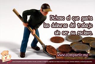 Frases De Amor Foto Con Frase Célebre Acerca Del Trabajar