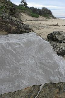 wraps at the beach