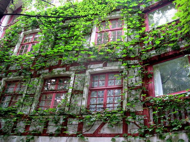 Strasbourg; the