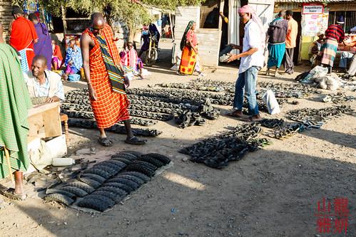 Masai Market at Duka Bovu | by DragonSpeed