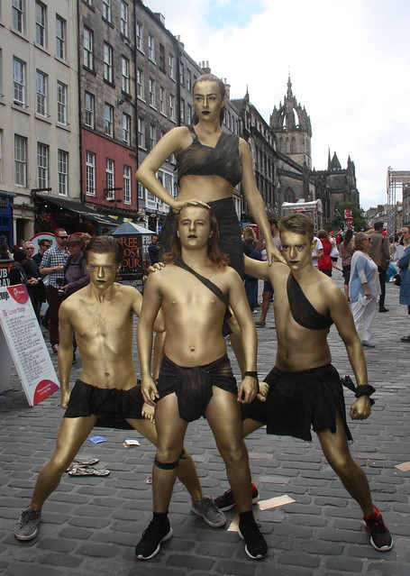Edinburgh Fringe 2016 The Berkovian Medea