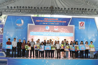 Liên hoan Tuổi trẻ Sáng tạo TP. HCM lần 6 năm 2015