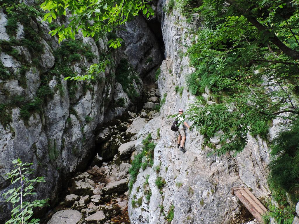 Source of Soča River, Triglav National Park, Slovenia