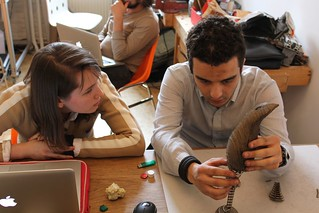 La Cambre - Digital Fabrication workshop | by iMAL.org