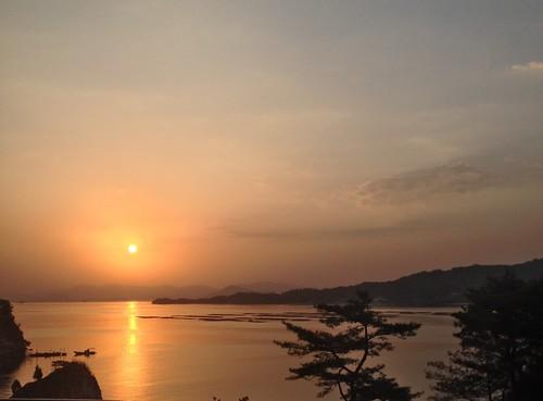 sunrise hiroshima