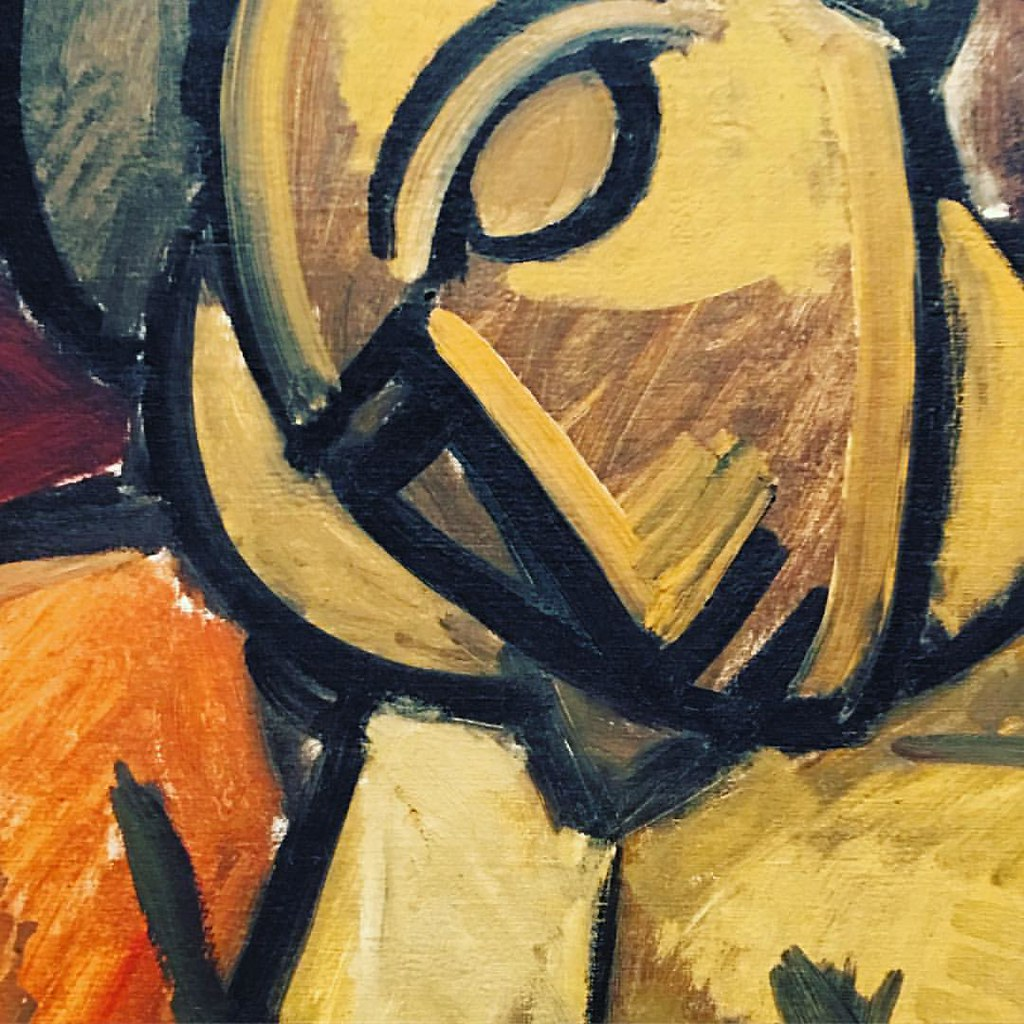 Museo Moma.Picasso Moma Museo Arte Cubismo Pintura Art Museum Flickr