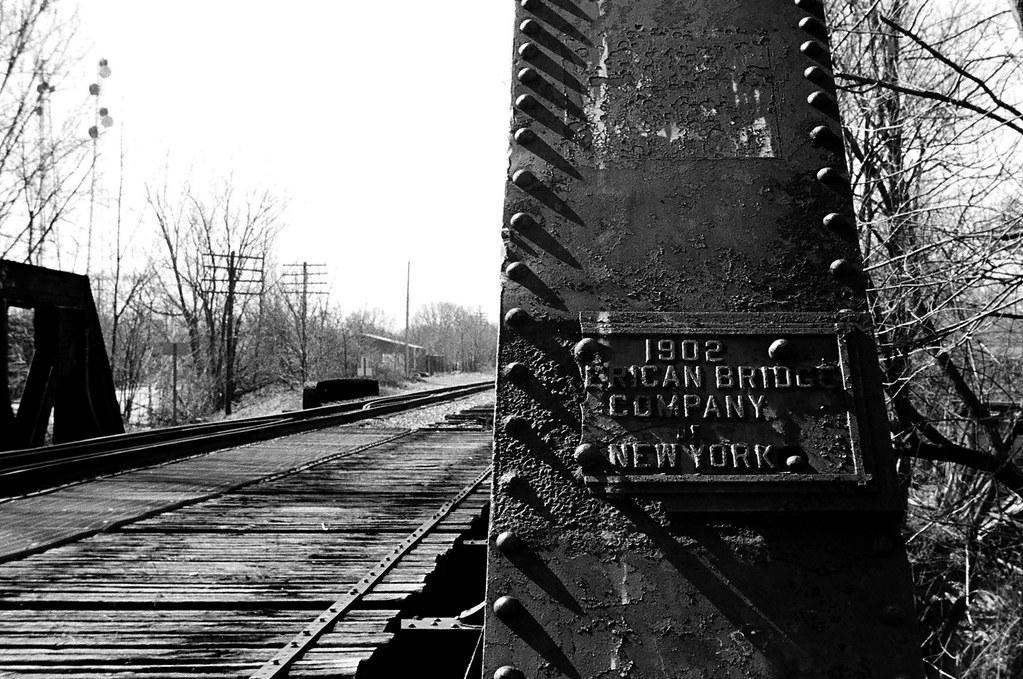 PRR Yellow River bridge