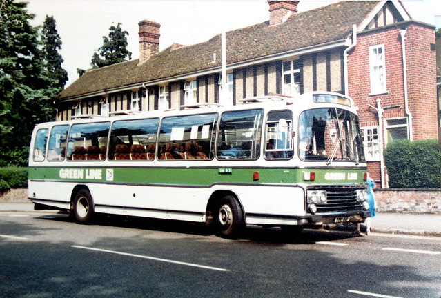 RS15 AEC Reliance TPD15S route 727