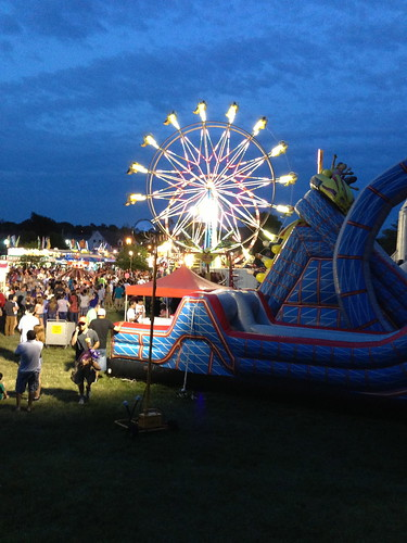 Old Shawnee Days carnival | by Average Jane