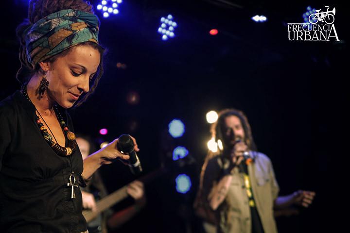Imágenes del concierto en la sala Copérnico. Madrid (8-10-2016).  Más info, www,frecuenciaurbana.es