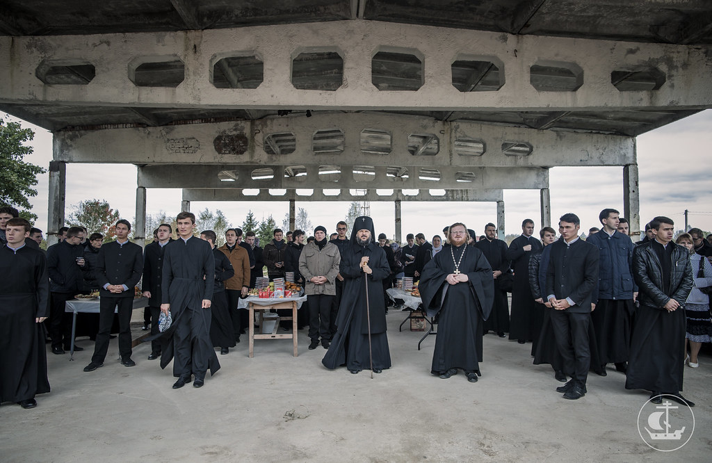 18 сентября 2016, Богослужение в деревне Бегуницы / 18 September 2016, Divine service in Begunitsy Village