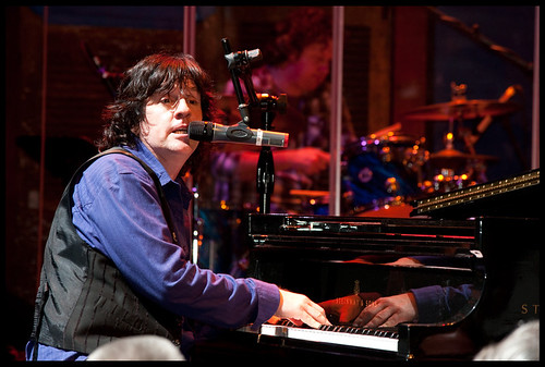 Bob Malone  at WWOZ's Piano Night.  Photo by Ryan Hodgson-Rigsbee www.rhrphoto.com