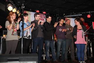 FIESTA 1 DE MAYO JOVEN LECTURA MANIFIESTO DEMANDA JOVEN (8) | by Ayuntamiento de Fuenlabrada