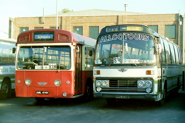 MBA614 AML614H + RS9 AEC Reliance PPH439R
