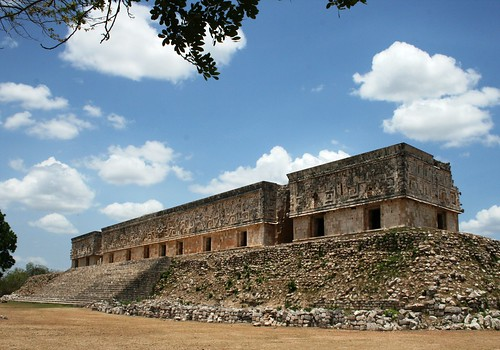 Chichen Itza: le temple des Guerriers