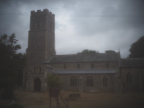 St. Mary's Digital Pinhole  - Out of Camera | by AMcUK