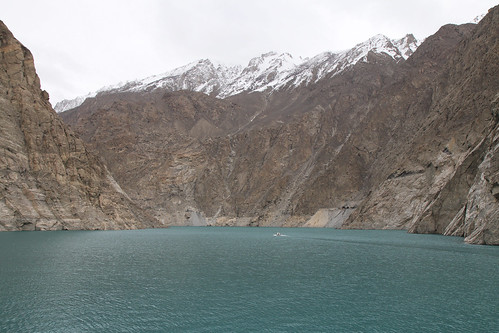 Attabad Lake Hunza, Pakistan
