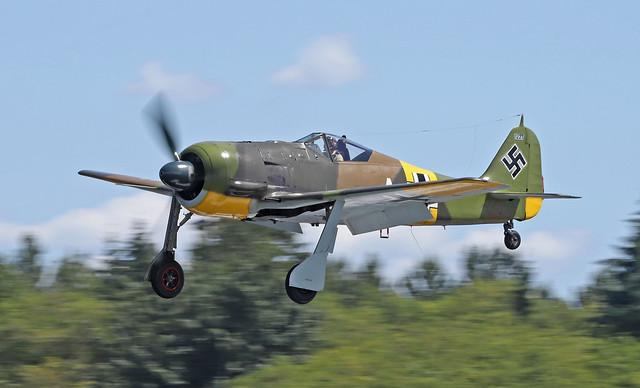 Focke-Wulf FW-190A-5 W.Nr.1227/N19027
