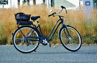 Mon vélo électrique